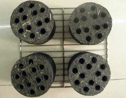 bio honeycomb coal briquette